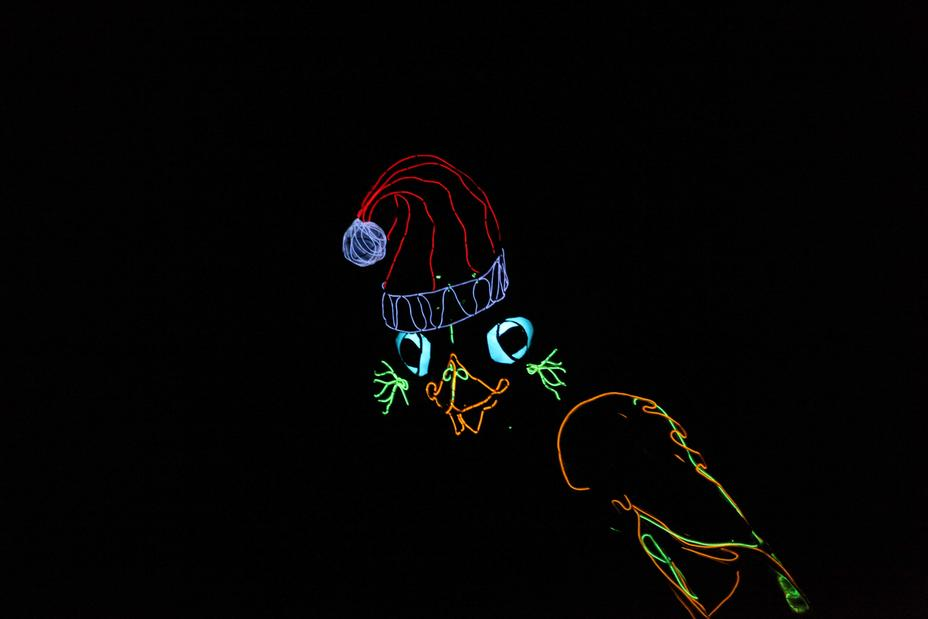 A Very Electric Christmas.A Very Electric Christmas