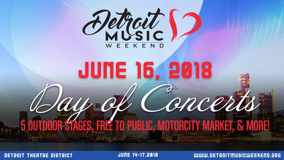 Dmw Day Of Concerts Performances Free To Public