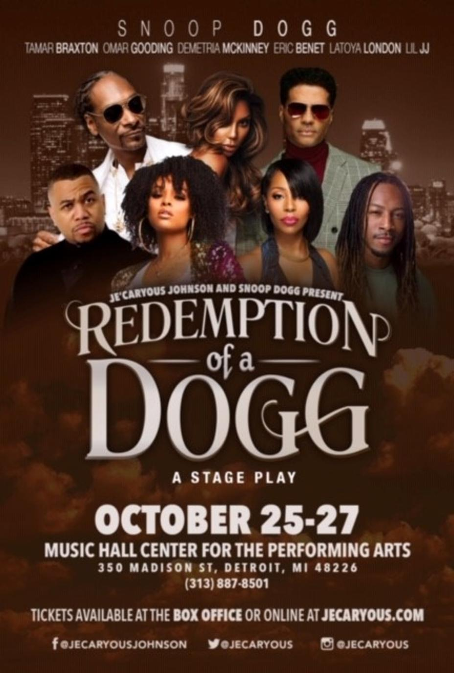 Redemption Of A Dogg