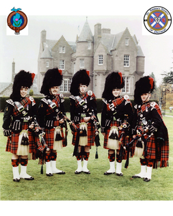 Saturday February 09 2013  - The Black Watch & The Scots Guards