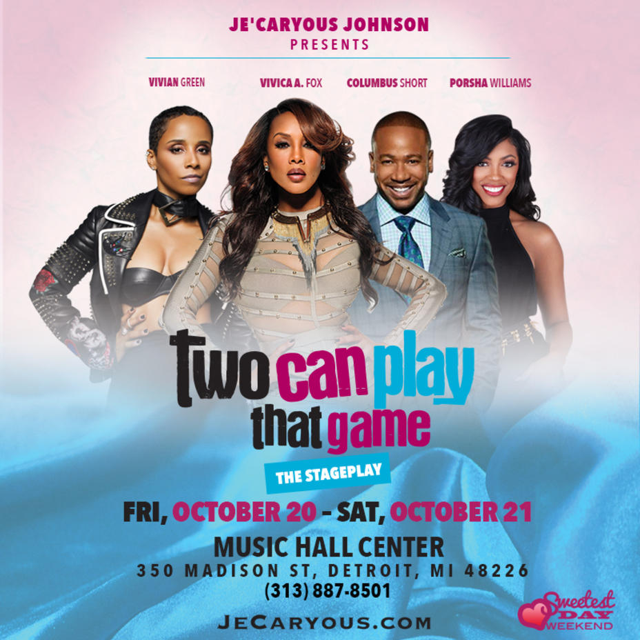 an analysis of the film two can play that game Vivica a fox stars in the film as shante smith  two can play that game two can play that game (2001) written and directed by mark brown comedy, romance.